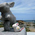 【パワースポット】うさぎ!うさぎ!なんとも可愛い、うさぎの神社【鳥取県・鳥取市 白兎神社】