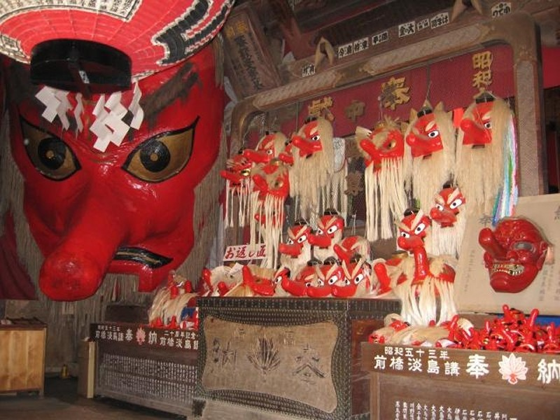 【パワースポット】巨大な天狗の神社【群馬県,沼田市,迦葉山弥勒寺】