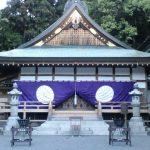 【パワースポット】三重北部を代表する神社【三重県,桑名市,多度大社】