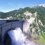 【パワースポット】巨大プロジェクトに地上の夢を追う【富山県,中新川群,黒部ダム】