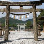 【パワースポット】竜宮のロマンを感じる縁結びの神社【長崎県,対馬市,和多都美神社】