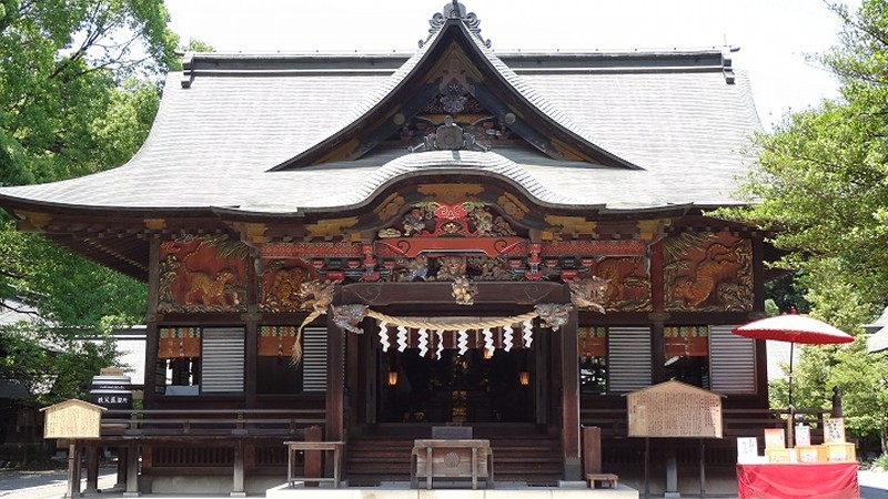 chichibu_shrine_early_summer