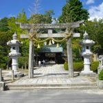 【パワースポット】宝石やメガネを商いにご利益のある神社【山口県,防府市,玉祖神社】
