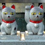 【パワースポット】招き猫発祥の地【東京都,台東区 今戸神社】