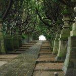 【パワースポット】相模で最古の神社【神奈川県,蛯名市,有鹿神社】