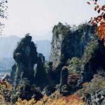 【パワースポット】奇岩の連なる日本三大奇勝のひとつ!【群馬県,妙義山】