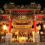 【パワースポット】繁華街のど真ん中にある日本の中国【神奈川県,横浜市,横浜関帝廟】