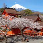 【パワースポット】富士山のパワーを恵みに変えるスポット【静岡県,富士市,富士山本宮浅間大社】