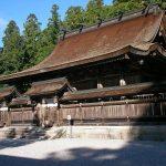 【パワースポット】厳格ある姿は熊野神社の総本宮【和歌山県,田辺市,熊野本宮大社】
