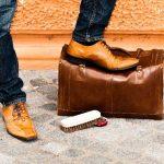 やってみませんか?「靴磨き」。靴で運気は大きく変わるんです。
