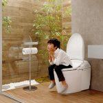 金運UPだけではない♪トイレを綺麗にすると美人になる♪?!