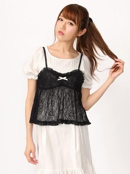 「キャミ×キャミ」が可愛い♪ 恋愛運に変身!!!     キャミは夏だけ? 違います!(*´꒳`*) 今年の夏、Tシャツにキャミを重ねるキャミレイヤードが流行ったみたいに今年の秋冬は秋冬素材のキャミを重ねるレイヤードコーデが人気の予感!!!。
