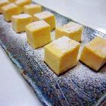 「豆腐のスフレチーズケーキ」で開運へ