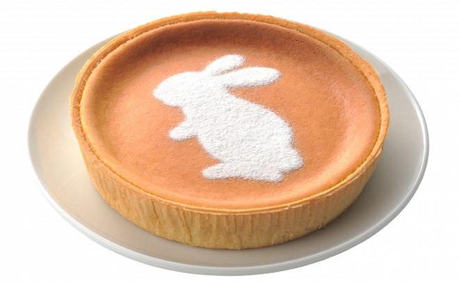 イースター デンマーククリームチーズケーキ