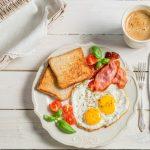 ダイエット中朝食で恋愛運向上に進もう