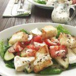 朝からモリモリお食事サラダで健康運向上しよう!