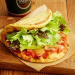 タリーズの「サラダピッツァ」がリニューアル!復刻メニューや新ドーナツも対人運