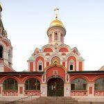 おもちゃみたい!? モスクワにある「聖堂」
