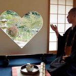 幸せを呼ぶハート窓の京都「正寿院」恋愛運を手に入れよう