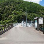 高知県四万十町の津賀ダム湖全体運を意識