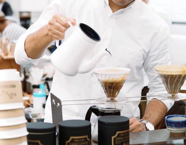 """青山で""""コーヒーフェス"""