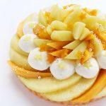 カフェコムサに「織姫」&「彦星」イメージの七夕ケーキ。人気運