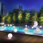 """東京タワー目の前に""""CanCamのプール""""が登場。恋愛運"""