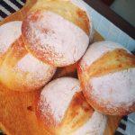 フライパンで焼く「素朴パン」で手づくり朝食家庭運