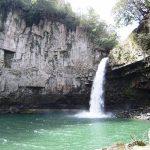 宮崎の秘境「うのこの滝」家庭運