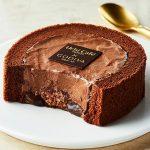 ローソンとGODIVAがコラボ!限定ショコラロールケーキ発売で開運!