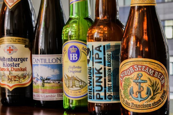 海外で人気のクラフトビール