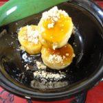 トロトロ食感「みたらしバナナ」家庭運