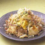 「ツナ×豆腐」が、バリエーション豊富な副菜に。家庭運