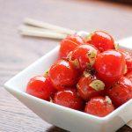 「ミニトマトだけ炒め」の味バリエ家庭運