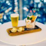 夜景&ビールを楽しむ!サンシャイン60展望台の「空よいBar」