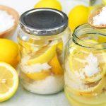 漬け置きするだけで作れる簡単レモンシロップ全体運あげる