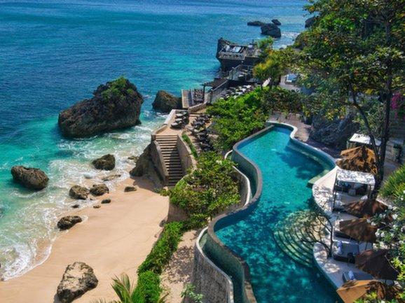 バリ島「アヤナ・リゾート&スパ・バリ」