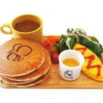 プーさんの限定カフェが新宿に登場人気運を!