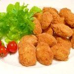 鶏むね肉&豆腐の「ナゲット」がふわモチ家庭運