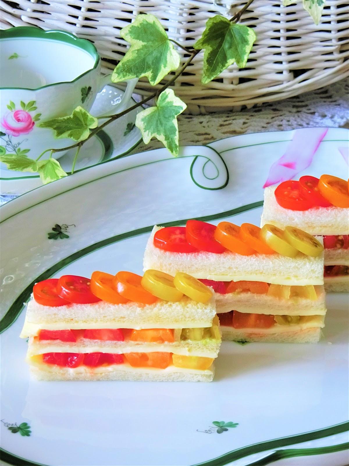 サンドイッチケーキ