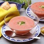 「冷製スープ」にすると美味!家庭運