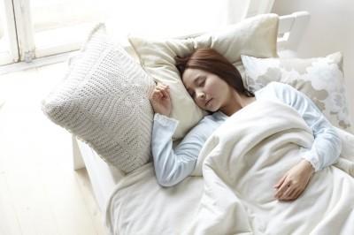 夜の快眠レベル