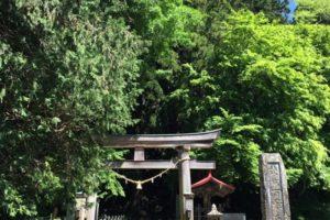 【パワースポット】断崖絶壁にある神社!景色が凄さに圧巻!【茨城県,常陸太田市,西金砂神社】